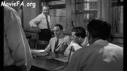 قسمتی از فیلم 12Angry Man 1957 دوازده مرد خشمگین با دوبله فارسی