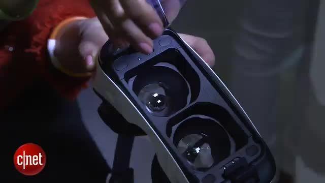 نگاهی نزدیگ به هدست واقعیت مجازی سامسونگ Gear Vr 2