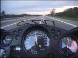 موتور سرعتی تصادف