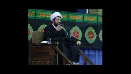 سخنرانی حجت الاسلام عالی در مورد تقوا