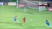 گل بازی فولاد خوزستان 1 - 0 گسترش فولاد تبریز
