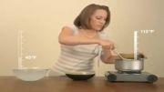 یک راه آسان برای پوست کندن سیب زمینی