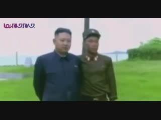 شوخی با کیم جونگ اون دیکتاتور کره شمالی+فیلم کلیپ ویدیو