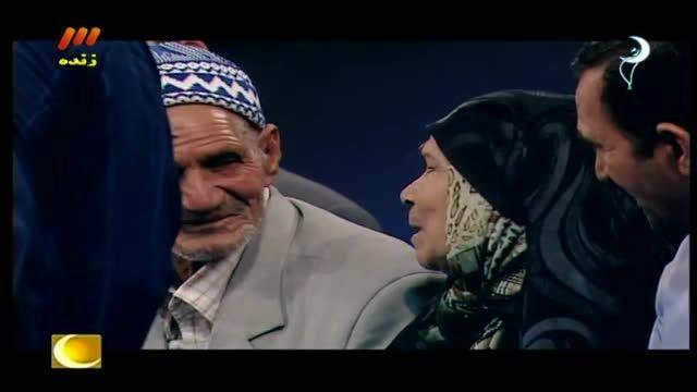 گفتگو با پیرترین عروس و داماد ایران