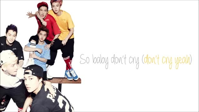 EXO-K-Baby Don't Cry