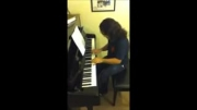 شوخی با پیانو سامان احتشامی