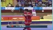 منتخب ووشو جهان ، گوون شو ، جائو چینگ جی ین از بیجینگ