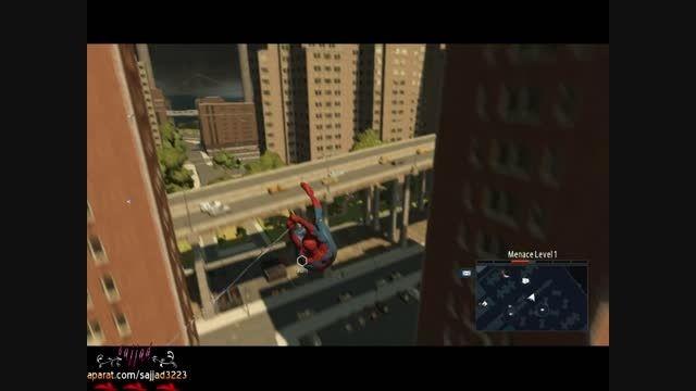 مرد عنکبوتی شگفت انگیز 2--The Amazing Spider-Man 2