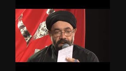 زمینه (از اینکه موندی ) [حاج محمود کریمی]-شب 3  محرم94