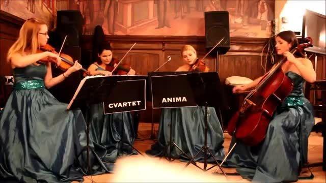 Cvartet Anima - Show must go on - Queen