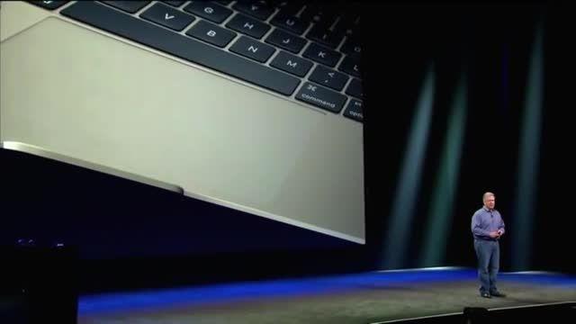 کنفراس معرفی مک بوک جدید اپل