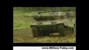 تانکِ آلمانی لِئوپارد Leopard MBT-2A5