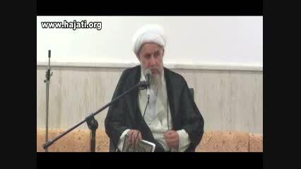 ولایت فقیه در کجای قرآن آمده است؟! - حجت الاسلام حاجتی