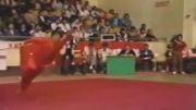 اجرای فرم گوون شو توسط جائو چانجون در دهه 80 میلادی