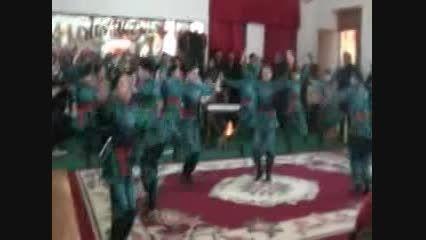 شالاخو رقصی- رقص شالاخو-  Şalaxo rəqsi