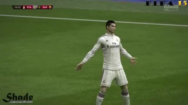 FIFA 15 vs. PES 15: Free Kicks