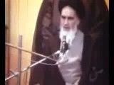 جدیت امام در باره ی ضد انقلاب