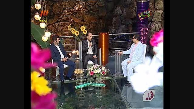 کمدی جالب و خنده دار در تلویزیون - حسن ریوندی و حسینیان