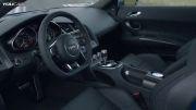 آئودی R8 LMX - اولین تجربه رانندگی
