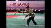 ووشو ، فرم نیمکت چوبی ، مسابقات سنتی 2011 چین ، مقام اول