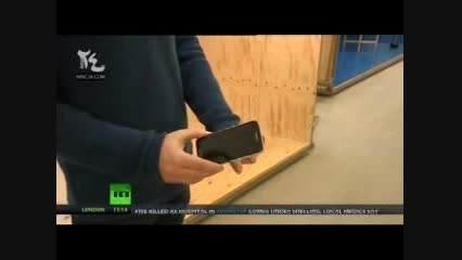 بازکردن قفل موبایل با استفاده از میکروچیپ زیرپوست