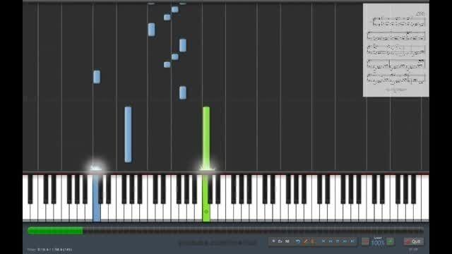اموزش اهنگ متن سریال Game of Thrones برای پیانو