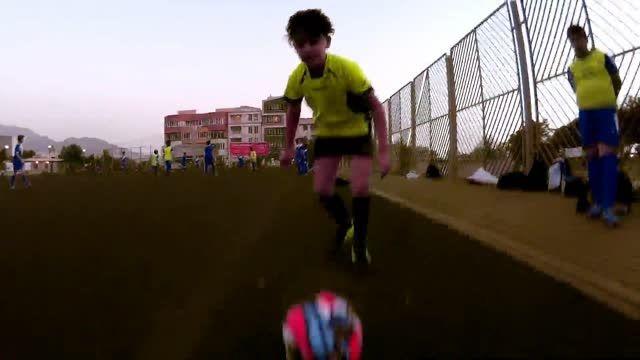 تست لرزشگیر دوربین فیلمبرداری ( mini ronin )