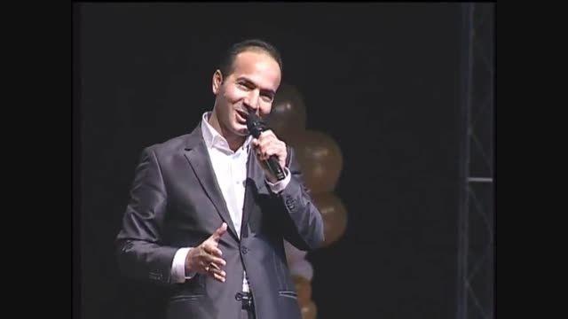 شوخی های دیدنی و خنده دار حسن ریوندی - کمدین ایرانی