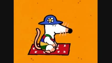دانلود کارتون انگلیسی Maisy Mouse Sandcastle