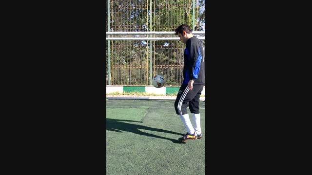 اکامی فوتبال پیام : میلاد بابایی