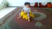 اسب سوار سه ساله