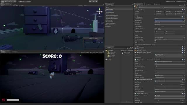 سری آموزشی Unity3d (نکته ها) - حرکت دوربین