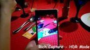 ویدیوی لو رفته از عملکرد نسخه ۵ اپلیکیشن Lumia Camera