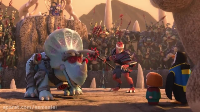 Toy Story: That Time Forgot HD (زیرنویس فارسی)