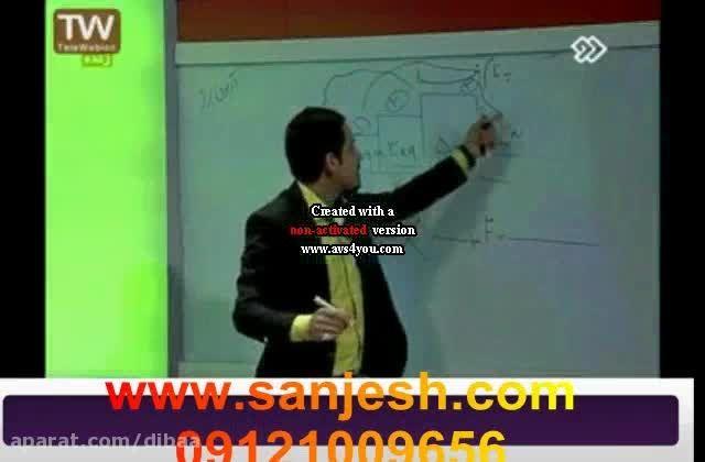 آموزش خارق العاده فیزیک در 3 سوت توسط سلطان فیزیک ایران