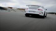 The new Porsche 911 GT3 Advertising Trailer 2013