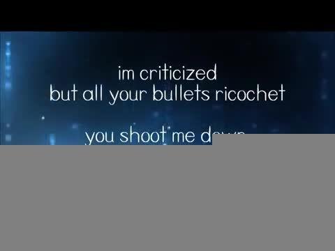 David Guetta ft Sia Titanium Lyrics