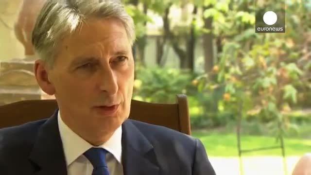 بازگشایی سفارت بریتانیا در تهران با حضور وزیر خارجه