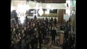 فیلم عزاداری شب پنجم محرم روستای لیالمان 1393