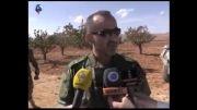 هلاکت دهها تروریست در کمین ارتش سوریه در قلمون