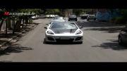 Porsche Panamera Turbo Matte-Lethearn