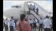 تصاویر هواپیما ربایی جزیره بالی
