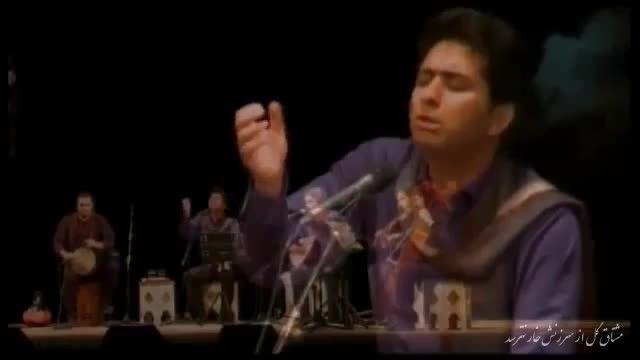 محمد معتمدی و علی قمصری - کنسرت عبور .. بی قرار