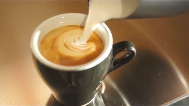 آموزش تهیه قهوه - کاپوچینو