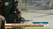 درگیری های داعش و جیش الاسلام در غوطه شرقی دمشق