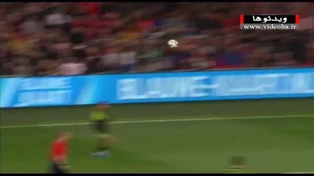 هلند ۲-۰ اسپانیا