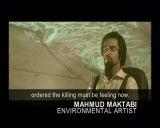 پیام عجیب  ضد جنگ هنرمندان تجسمی ایران به  جهانیانن