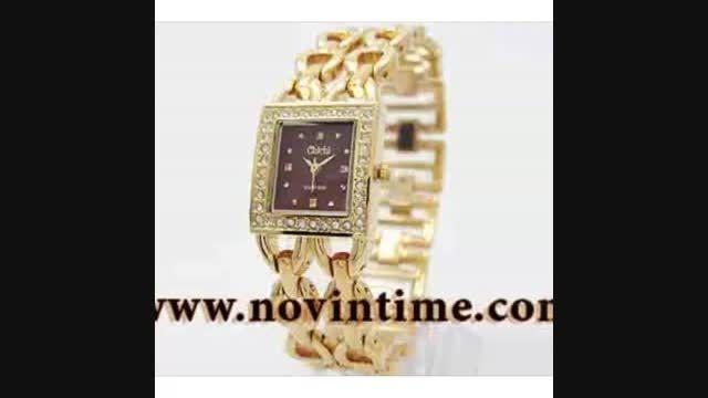 انواع ساعتهای مچی مردانه و زنانه