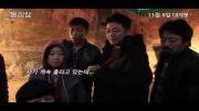 پشت صحنه ی عکاسی برای سریال 동창생