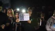 بزرگداشت مرتضی پاشایی در شهر ملبورن استرالیا